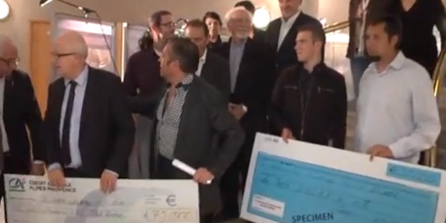 Hautes Alpes Remise Des Prets D Honneur Aux Createurs D Entreprises
