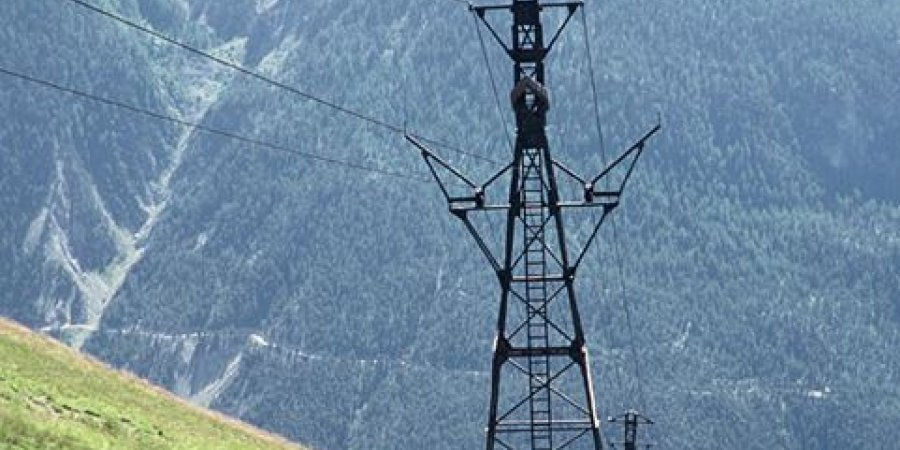 Hautes alpes 30 pylones d mont s par rte le 3 novembre for Haute durance