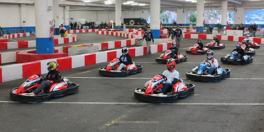 karting indoor