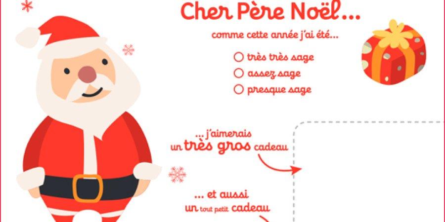 Une Lettre De Pere Noel.Concours D Ci Envoyez Nous Votre Lettre Au Pere Noel Avant
