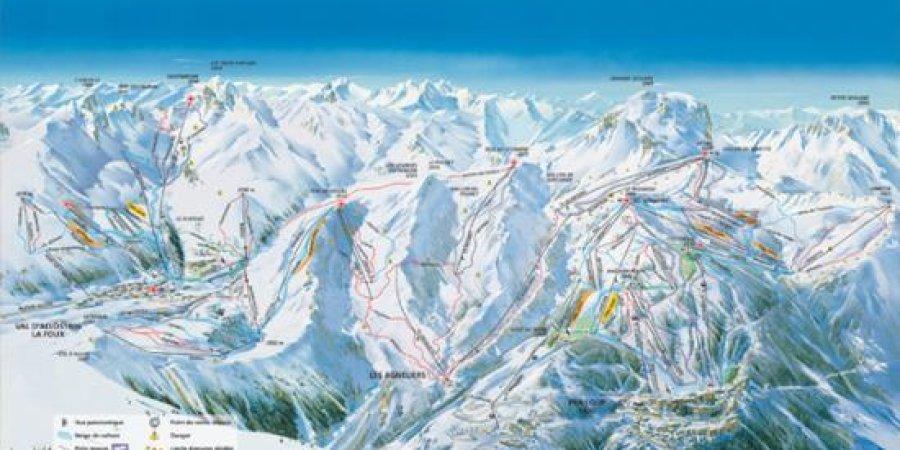 Alpes-de-Haute-Provence : l'espace lumière de Pra Loup à Allos (ou le contraire !) ouvre ce mercredi !   D!CI