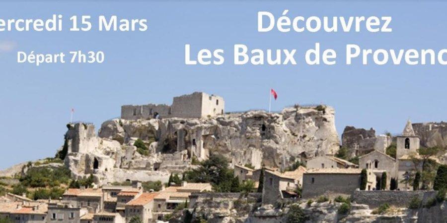 Alpes de haute provence visite du village des baux de - Office du tourisme des baux de provence ...