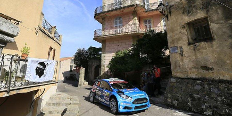 Victoire du Belge Thierry Neuville (Hyundai) — Tour de Corse