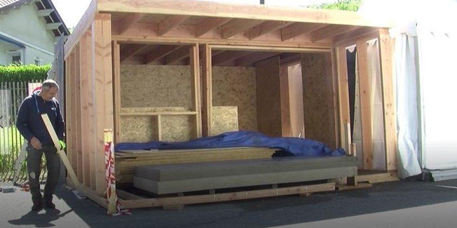 gap foire expo cette ann e vous pouvez gagner une maison d ci tv radio. Black Bedroom Furniture Sets. Home Design Ideas
