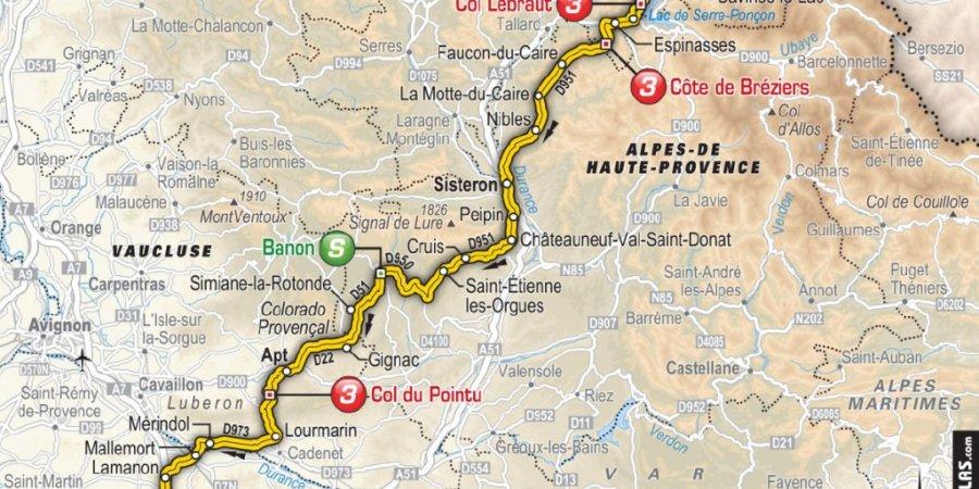 Tour De France 2017 La Circulation Interdite Dès Vendredi Matin à