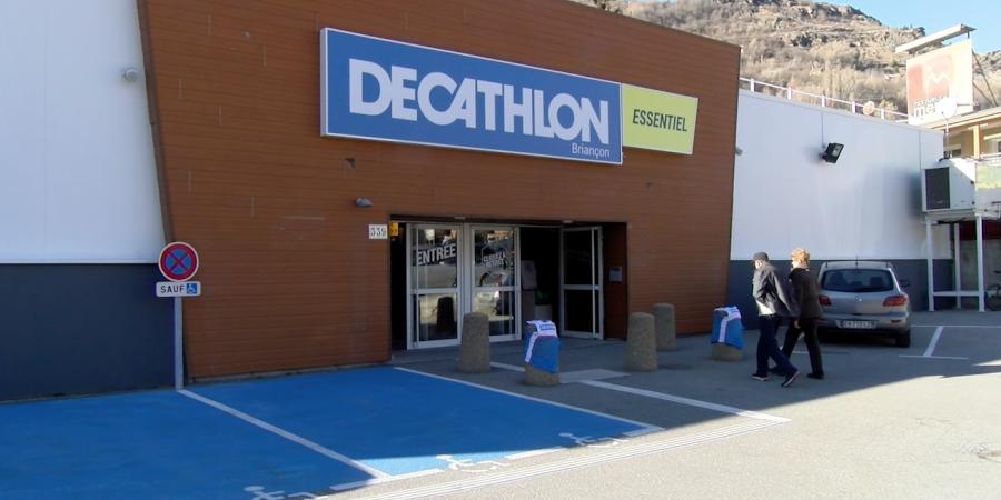 decathlon briancon
