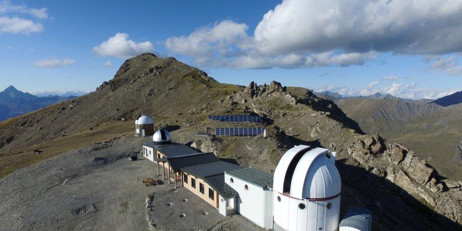 observatoire de st veran
