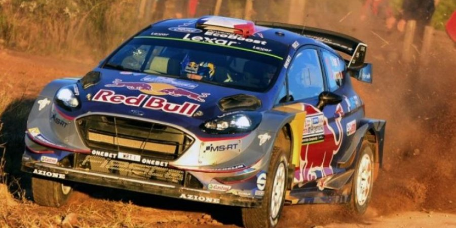Rallye d'argentine 2018