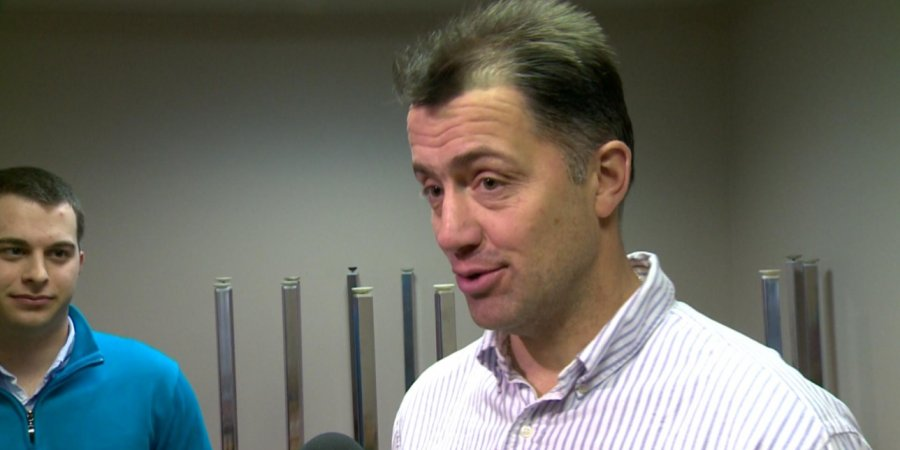 Philippe Bozon succèdera à Dave Henderson comme sélectionneur