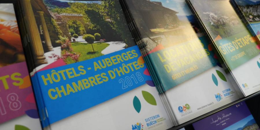 La saison d été est bientôt terminée. L occasion de faire un point sur les  services proposés par l office de tourisme de la région de Sisteron-Buëch  pour ... 5046d95bc5fd