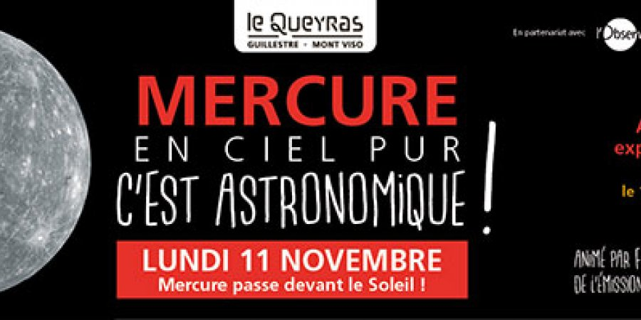 Mercure passera devant le Soleil le lundi 11 novembre : un phénomène rare