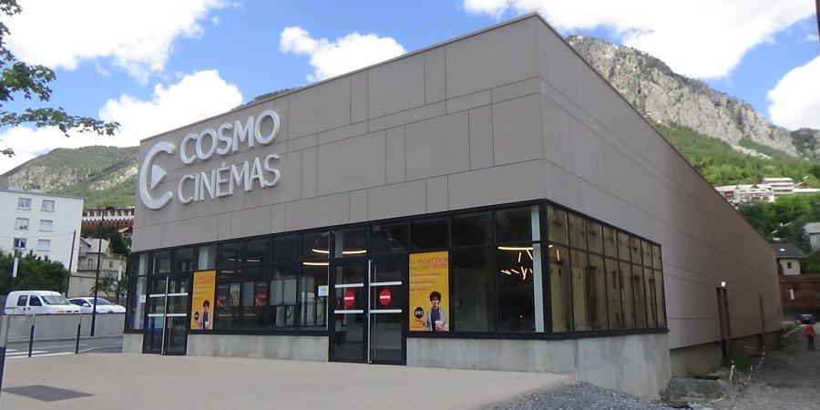 Hautes-Alpes : Le cinéma Cosmo à Briançon rouvre ses salles
