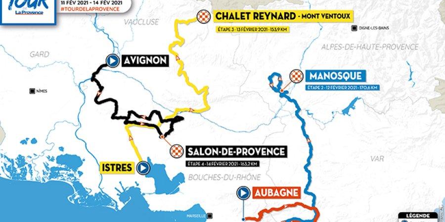 photo du Tour de la Provence