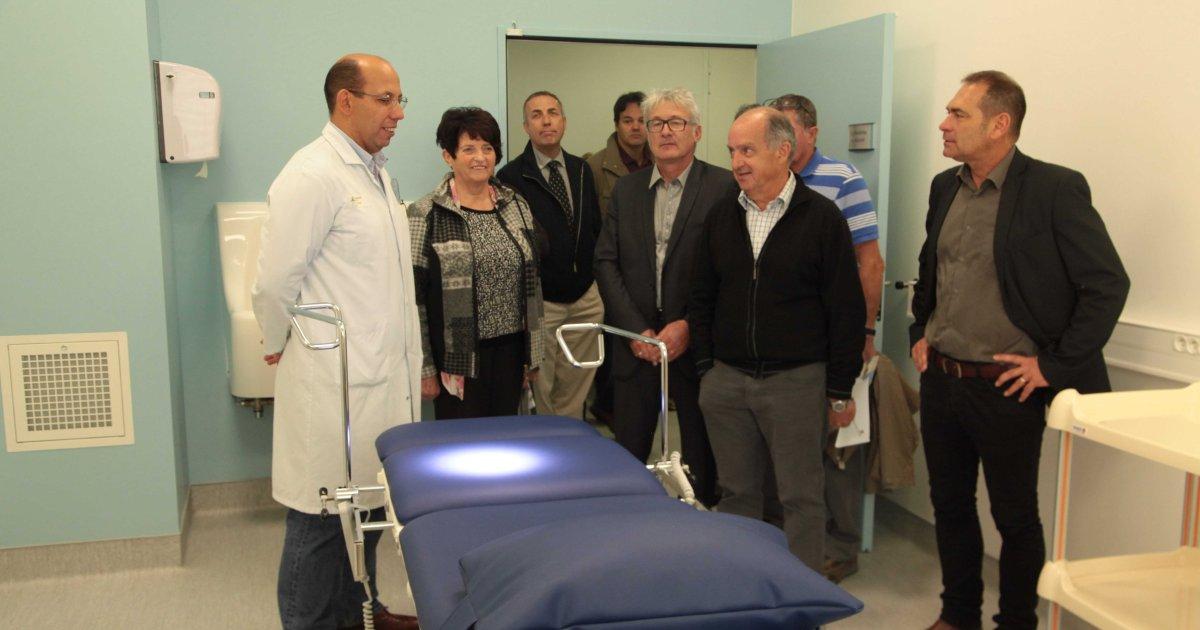 Image du jour journ e portes ouvertes centre hospitalier de gap d ci tv radio - Olivier de serres portes ouvertes ...