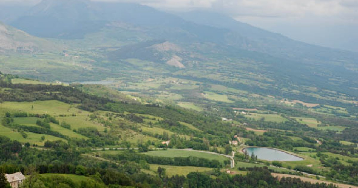Hautes alpes le domaine de tresbaudon r compens sur le for Chambre d agriculture hautes alpes