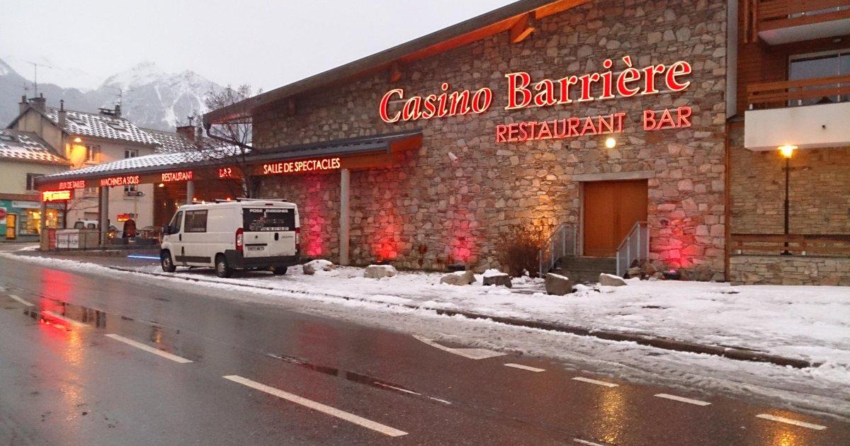 Casino geant briancon