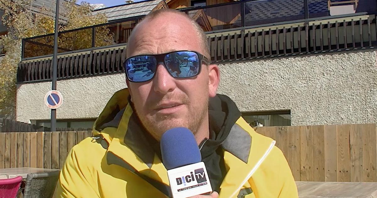 Fran ois veauleger nouveau directeur de l office du tourisme de montgen vre d ci tv radio - Montgenevre office tourisme ...