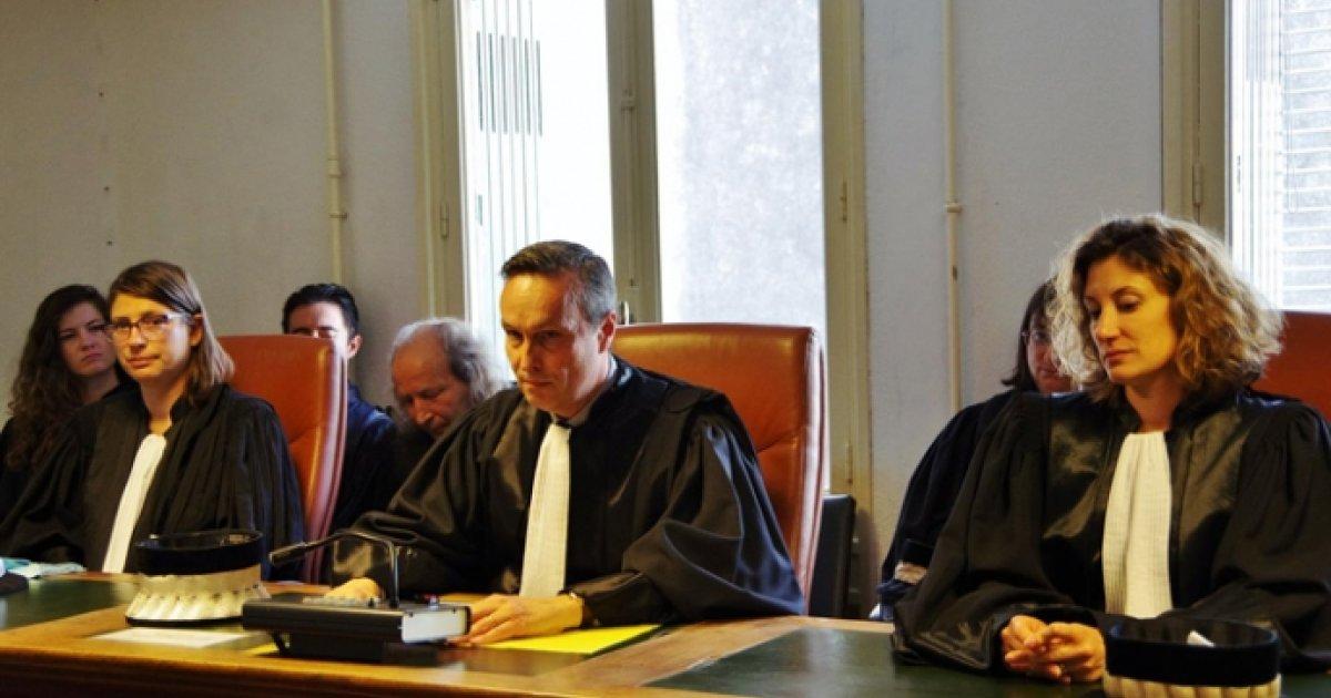 Alpes de haute provence un nouveau pr sident pour le - Tribunal d instance de salon de provence ...