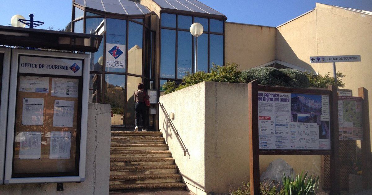 Digne les bains l office de tourisme provence alpes - Office de tourisme d andernos les bains ...