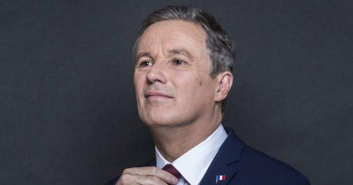 Alpes de Haute-provence : Nicolas Dupont-Aignan à Digne le 28 novembre au chevet de Marie-Anne Baudui - D!CI