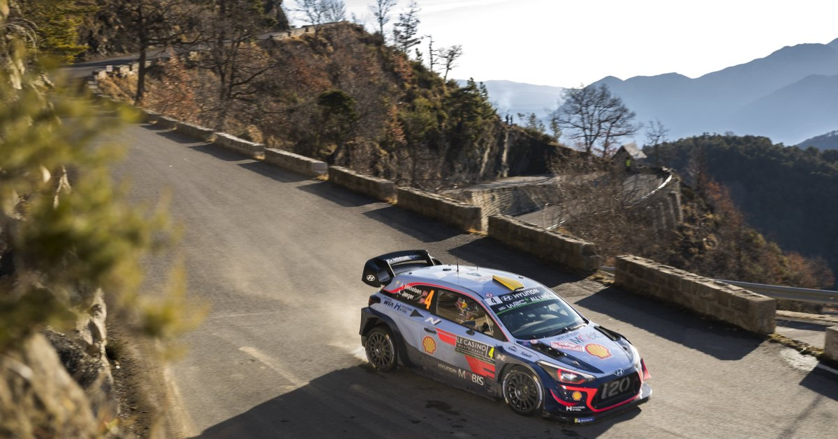 Rallye Monte Carlo 2021 Live